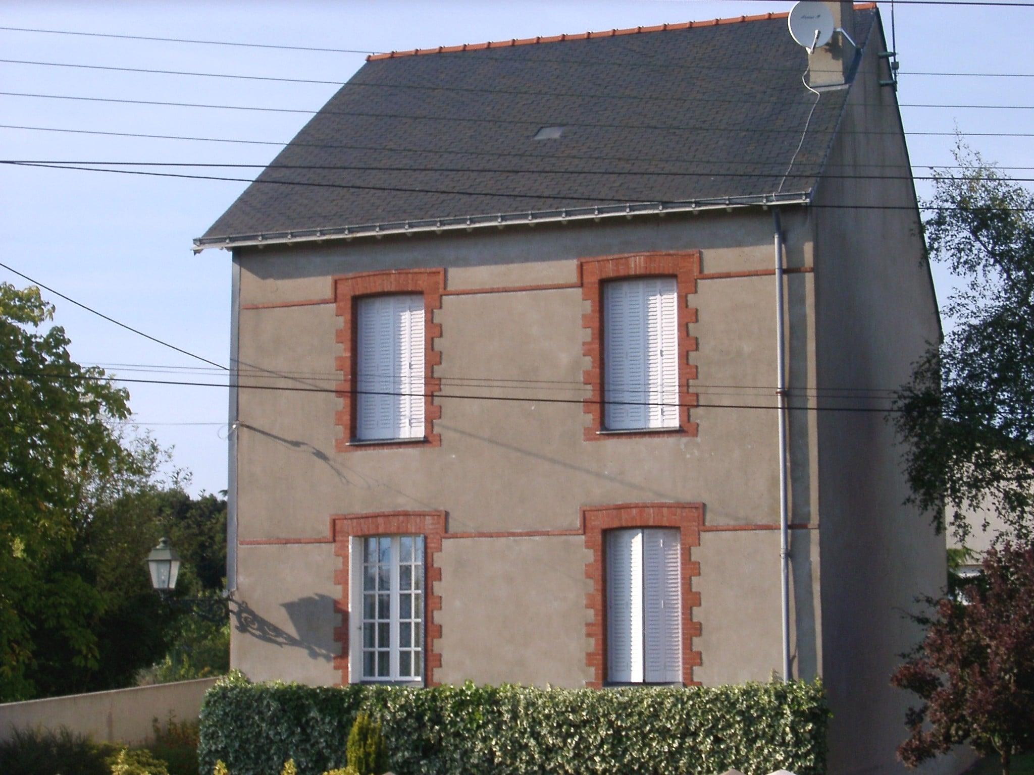 Ancenis Rue Lamoricière 1